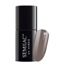 Semilac Lakier Hybrydowy 7 ml – 017 Grey