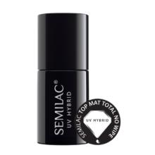 Semilac top mat total no Wipe