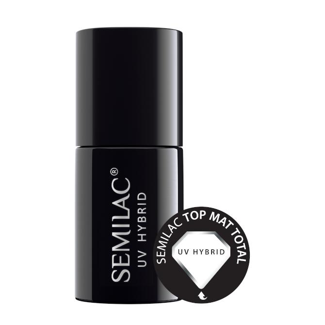 Semilac top mat total
