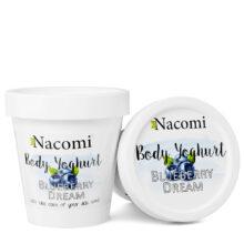 Jogurt do ciała o zapachu borówki 180ml 5902539702460