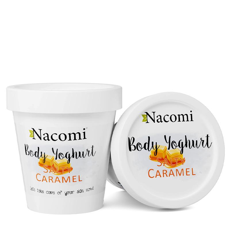 Jogurt do ciała o zapachu słonego karmelu 180ml 5902539702484