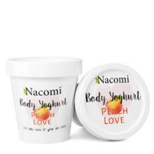 Jogurt do ciała o zapachu soczystej brzoskwini 180ml 5902539702477