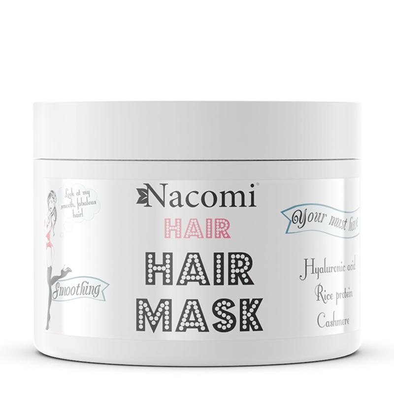 Maska Do Włosów Wygładzająco Nawilżająca 200ml 5902539703641 1