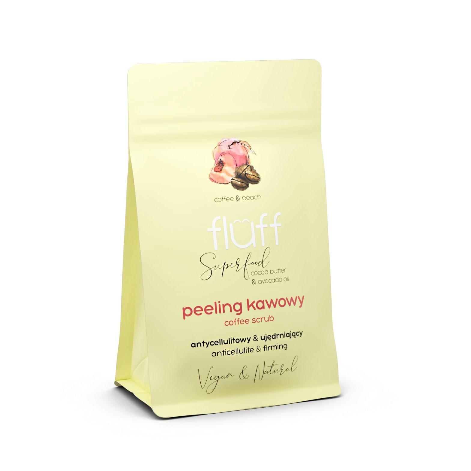 Peeling Kawowy Brzoskwinia 100g 5902539711158 2