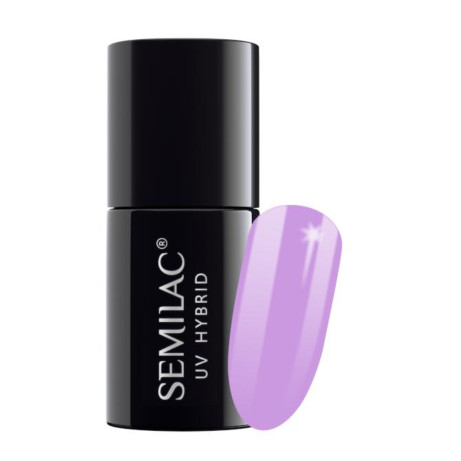Semilac Lakier Hybrydowy 7 ml – 059 French Lilac