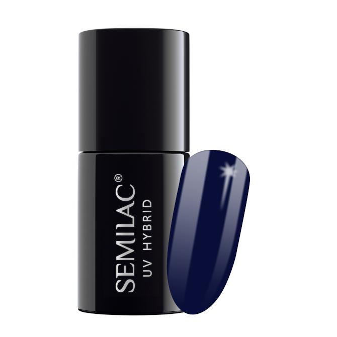 Semilac Lakier Hybrydowy 7 ml – 088 Blue Ink