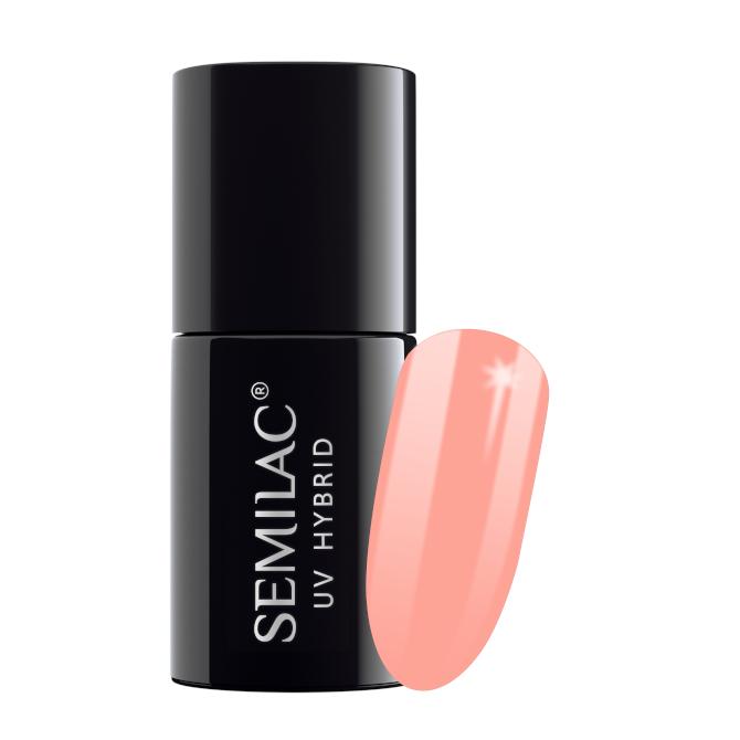 Semilac Lakier Hybrydowy 7 ml – 101 Juicy Peach