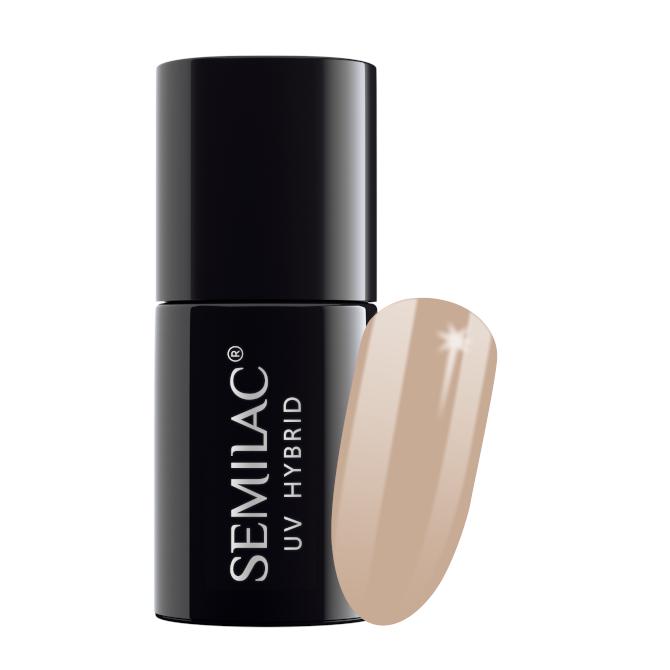 Semilac Lakier Hybrydowy 7 ml – 138 Perfect Nude