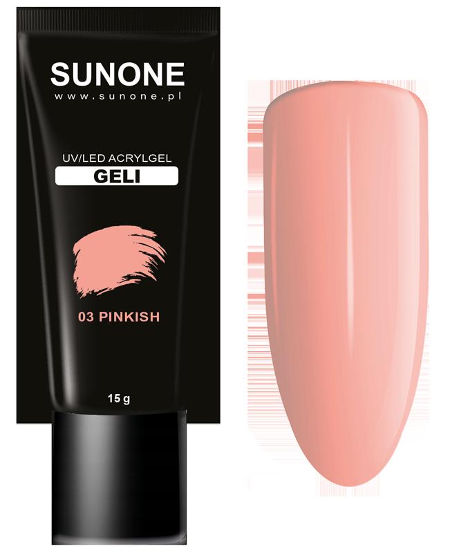 Sunone Poligel 03 PINKISH